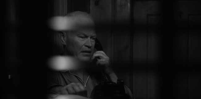 Father Son Holy Gore - American Horror Story - Ike Eisenhower Talks with Nixon