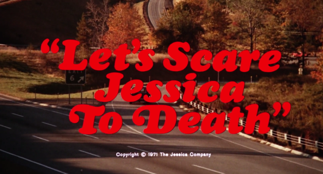 Father Son Holy Gore - Let's Scare Jessica to Death - Title Screen