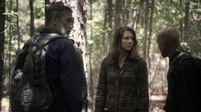 Father Son Holy Gore - The Walking Dead - Maggie, Negan, Gabriel, Elijah