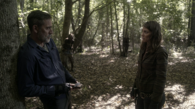 Father Son Holy Gore - The Walking Dead - Negan & Maggie